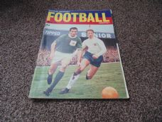 Charles Buchan's Football Monthly, January 1967